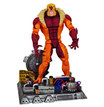 Marvel Select Actionfigur Sabretooth 18 cm