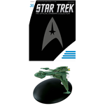 Star Trek Official Starships Collection Magazin mit Modell #35 Early Klingon Bird-of-Prey