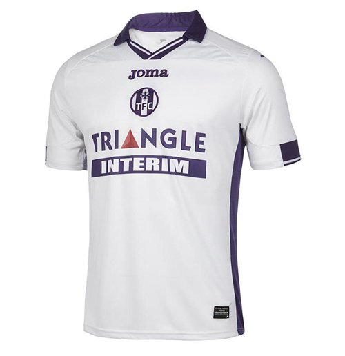 Trikot 2015-2016 Toulouse Joma Away Fussball