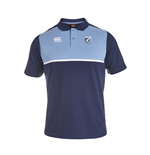Polohemd Cardiff Blues 2015-2016