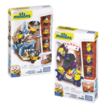 Minions Mega Bloks Bausets Themed Pack Sortiment (6)