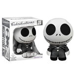 Nightmare Before Christmas Fabrikations Plüschfigur Jack Skellington 14 cm