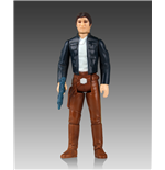 Star Wars Jumbo Vintage Kenner Actionfigur Han Solo (Bespin Outfit) 30 cm
