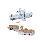 Star Wars Episode VII Micro Machines Spielsets 2015 Wave 1 Sortiment (3)