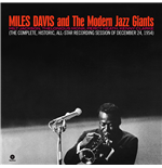 Vinyl Miles Davis / The Modern Jazz Giants - The Complete, Historic, All-Star Recording Session Of December 24,1954