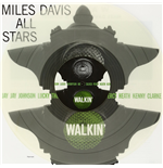 Vinyl Miles Davis - Walkin' - Clear (Limited Edition)