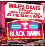 Vinyl Miles Davis - Friday & Saturday Night At The Black Hawk (2 Lp)