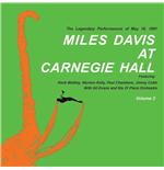 Vinyl Miles Davis - At The Carnegie Hall Part Two (Limited Edition)