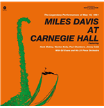 Vinyl Miles Davis - At Carnegie Hall
