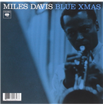 "Vinyl Miles Davis - ""Blue Xmas"" B/w ""Devil May Care"" (7"")"