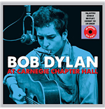 Vinyl Bob Dylan - At Carnegie Chapter Hall (Gatefold Red Vinyl) (2 Lp)