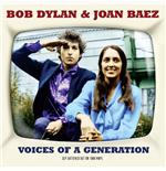Vinyl Bob Dylan / Joan Baez - Voices Of A Generation (2 Lp)