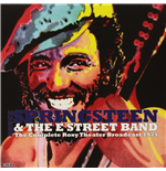Vinyl Bruce Springsteen & The E Street Band - The Complete Roxy Theater Broadcasts 1975 (3 Lp)