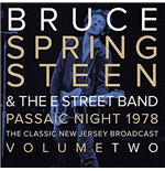 Vinyl Bruce Springsteen - Passaic Night, New Jersey 1978 - Vol.2 (2 Lp)