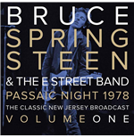 Vinyl Bruce Springsteen - Passaic Night, New Jersey 1978 - Vol.1 (2 Lp)