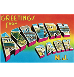 Vinyl Bruce Springsteen - Greetings From Ashbury Park, N.J.