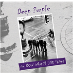 Vinyl Deep Purple - The Now What Live Tapes (2 Lp)