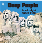 "Vinyl Deep Purple - Black Night / Speed King (Lp 7"") Rsd"