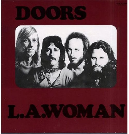 Vinyl Doors (The) - La Woman