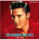 Vinyl Elvis Presley - Number One Hits 1956-1962