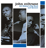 Vinyl John Coltrane - Art Blakey's Big Band And Quintet