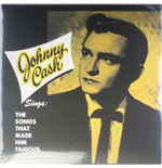 Vinyl Johnny Cash - Sings The Songs That Made Him Famous