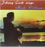 Vinyl Johnny Cash - Sings Hank Williams