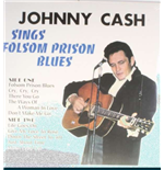 Vinyl Johnny Cash - Sings Folsom Prison Blues