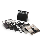 Vinyl Johnny Cash - American Recordings I-vi (7 Lp)