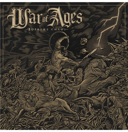 Vinyl War Of Ages - Supreme Chaos