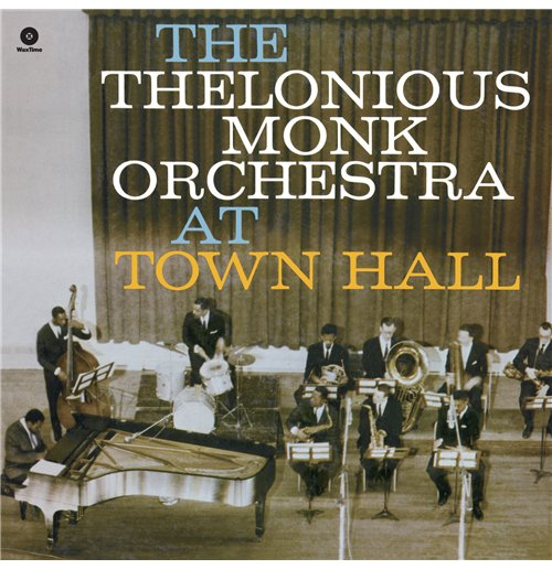 Vinyl Thelonious Monk - At Town Hall