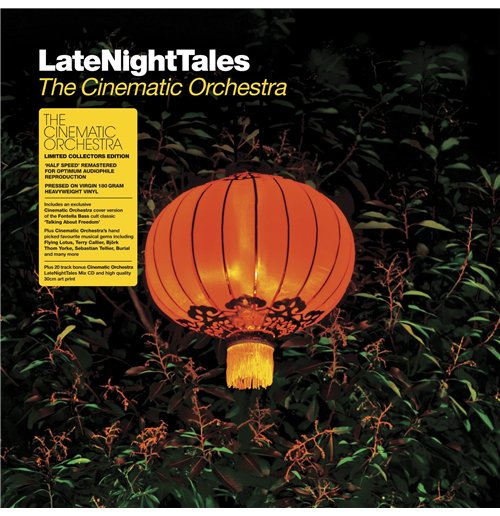 Vinyl Late Night Tales Cinematic Orchestra (3 Lp)