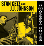 Vinyl Stan Getz/Jj Johnson - At The Opera House