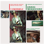 Vinyl Ennio Morricone - I Crudeli (the Cruel Ones)