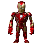 Avengers Age of Ultron Artist Mix Wackelkopf-Figur Iron Man Mark XLIII 14 cm