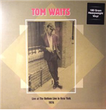 Vinyl Tom Waits - Live At The Bottom Line  Nyc (2 Lp)