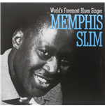 Vinyl Memphis Slim - World Foremost Blues Singer