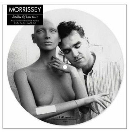 "Vinyl Morrissey - Satellite Of Love (Picture Disc) (7"")"