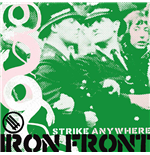 Vinyl Strike Anywhere - Iron Front