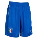 Shorts Italien Fussball 2015-2016 Away (Blau)