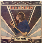 Vinyl Rod Stewart - Every Picture Tells A Story