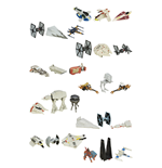 Star Wars Micro Machines Fahrzeuge 3er-Packs 2015 Wave 1 Sortiment (12)