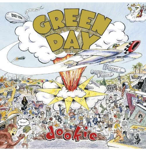 Vinyl Green Day - Dookie
