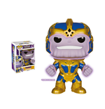 Guardians of the Galaxy POP! Vinyl Wackelkopf-Figur Thanos Glow in the Dark 14 cm