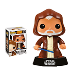 Star Wars POP! Vinyl Wackelkopf-Figur Obi-Wan Kenobi Black Box Re-Issue 10 cm