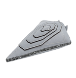 Star Wars Episode VII Plüsch-Fahrzeug Star Destroyer Finalizer 20 cm