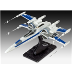 Star Wars Episode VII EasyKit Modellbausatz Resistance X-Wing Fighter 25 cm