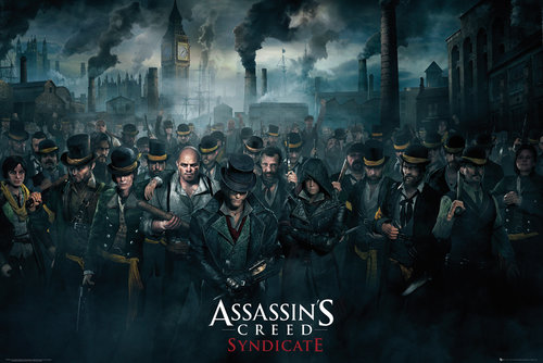 Poster Assassins Creed  175849