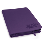 Ultimate Guard 8-Pocket ZipFolio XenoSkin Violett