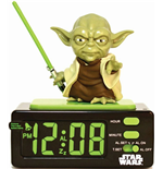 Star Wars Wecker Yoda